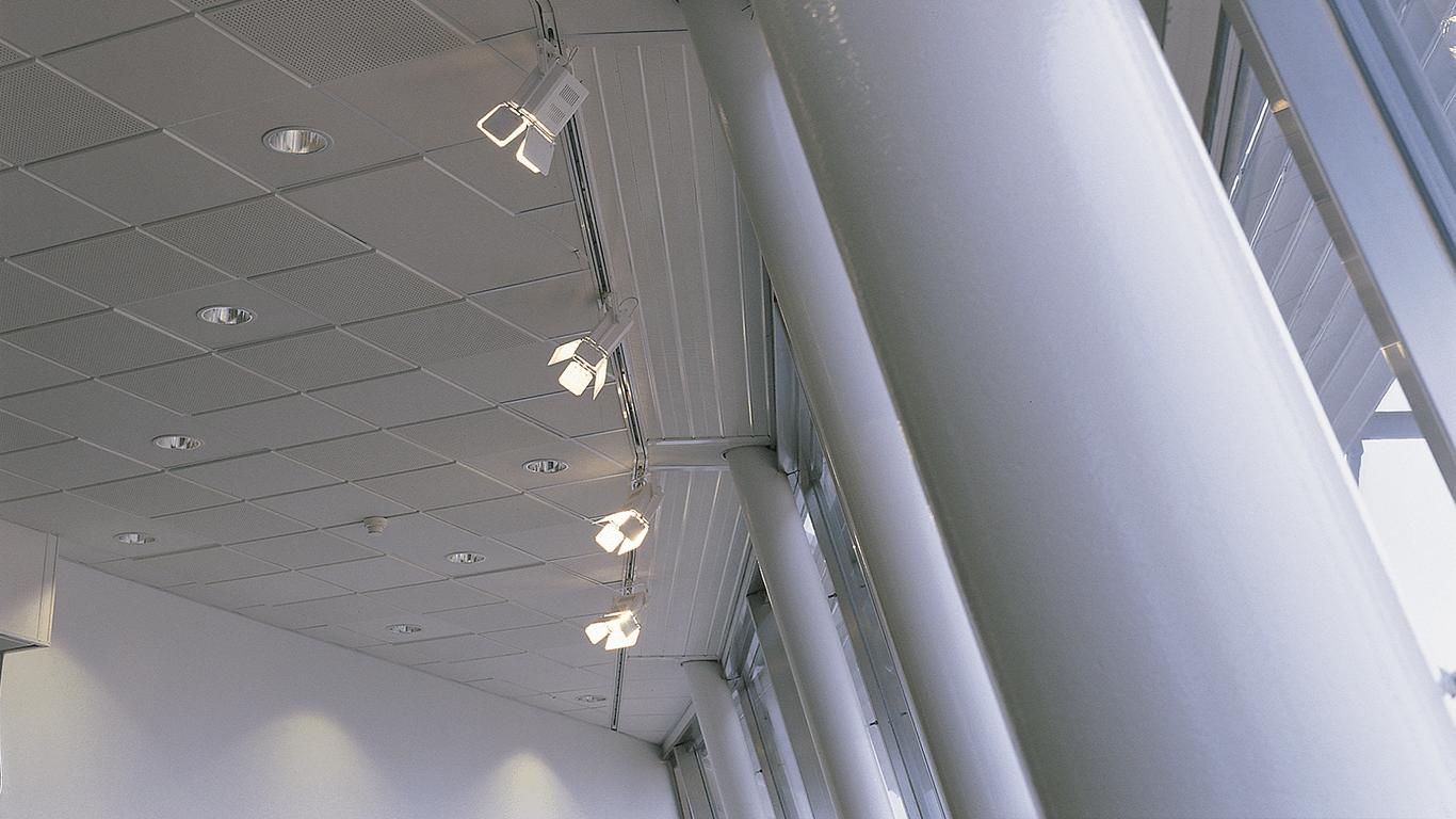 Takvärmepanel-Atrium-Lindab